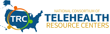 Telehealth Resource Centres Logo