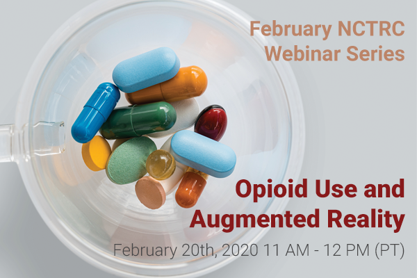 Opioid Use and Augmented Reality