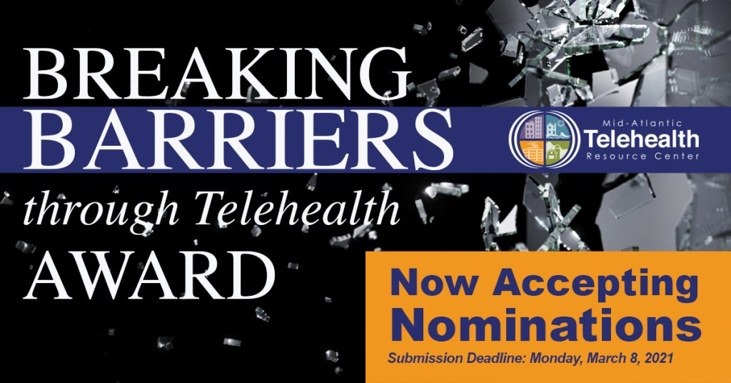 Breaking Barriers 2021 Award Nominations